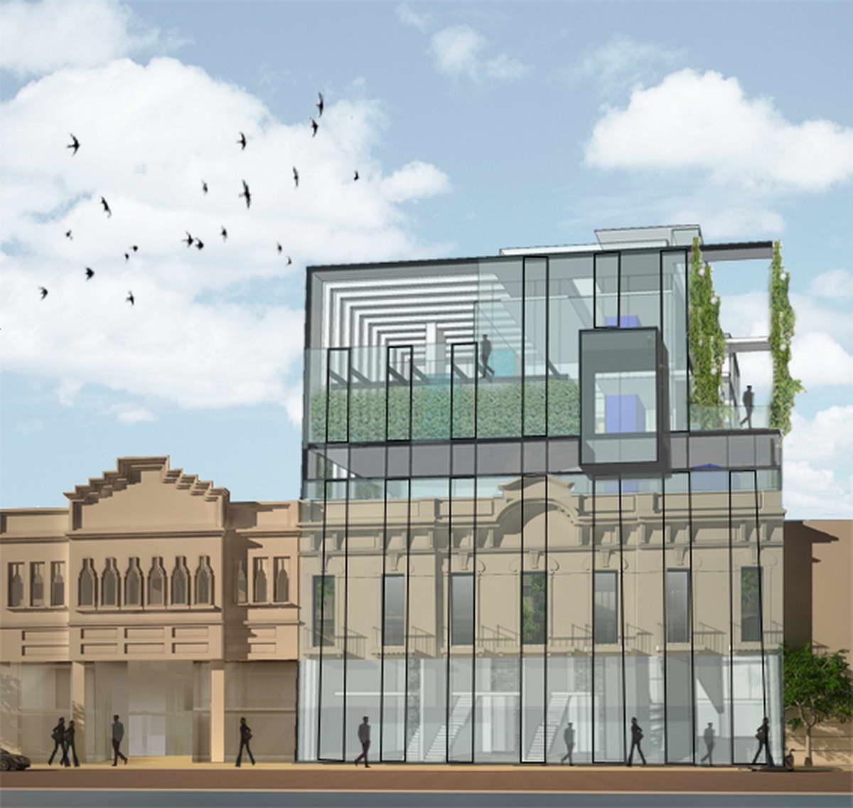progetto di architettura sostenibile argentina